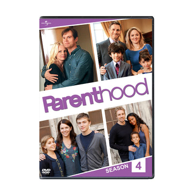 Parenthood - Season 4 DVD