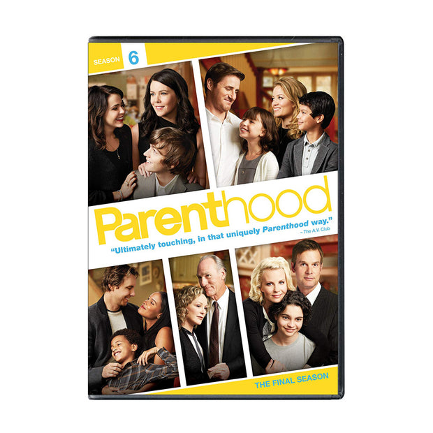 Parenthood - Season 6 DVD