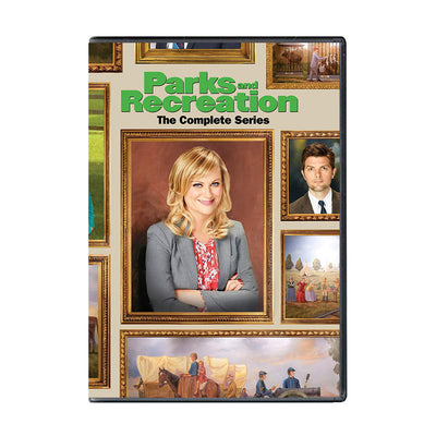 Parks and Recreation - Completed Series DVD