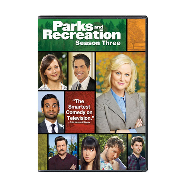 Parks and Recreation - Season 3 DVD