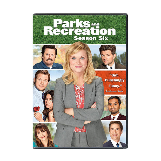 Parks and Recreation - Season 6 DVD