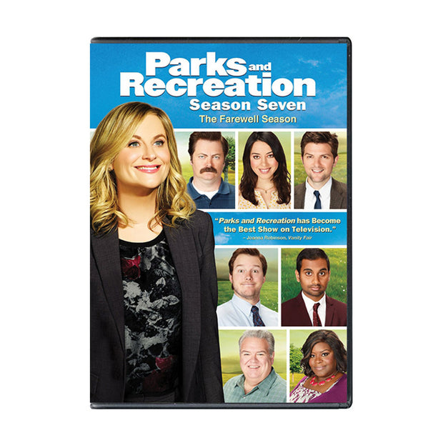 Parks and Recreation - Season 7 DVD