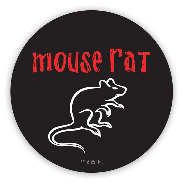 Parks and Recreation Mouse Rat 2 1/2 Stickers - 96 Pack