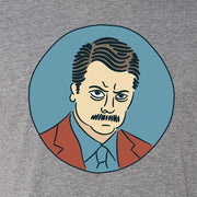 Parks and Recreation Ron Swanson Men's Tri-Blend Short Sleeve T-Shirt