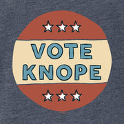 Parks and Recreation Vote Knope Women's Tri-Blend Dolman T-Shirt