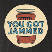 Parks and Recreation You Got Jammed Women's Tri-Blend Dolman T-Shirt