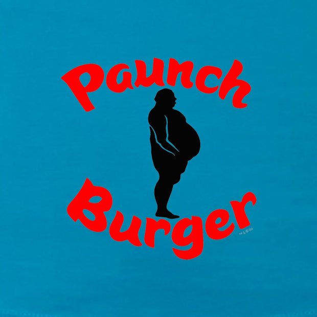 Parks and Recreation Paunch Burger Women's Short Sleeve T-Shirt