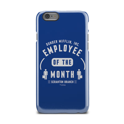 The Office Employee of the Month Tough Phone Case