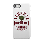 The Office Schrute Farms Tough Phone Case