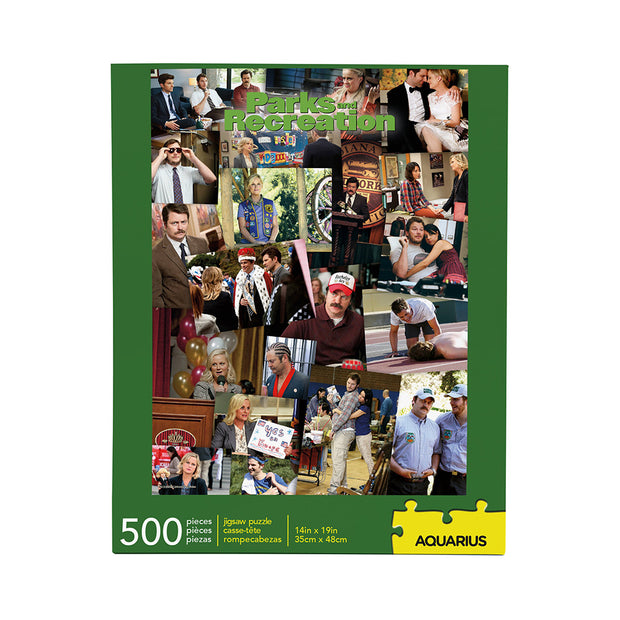 Parks & Recreation 500 Piece Puzzle