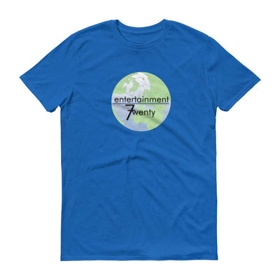 Parks and Recreation Entertainment 720 Men's Short Sleeve T-Shirt