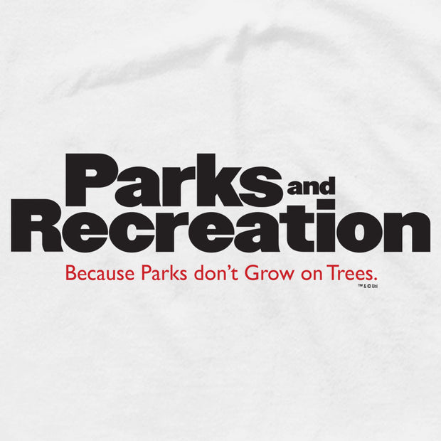 Parks and Recreation Logo Men's Short Sleeve T-Shirt
