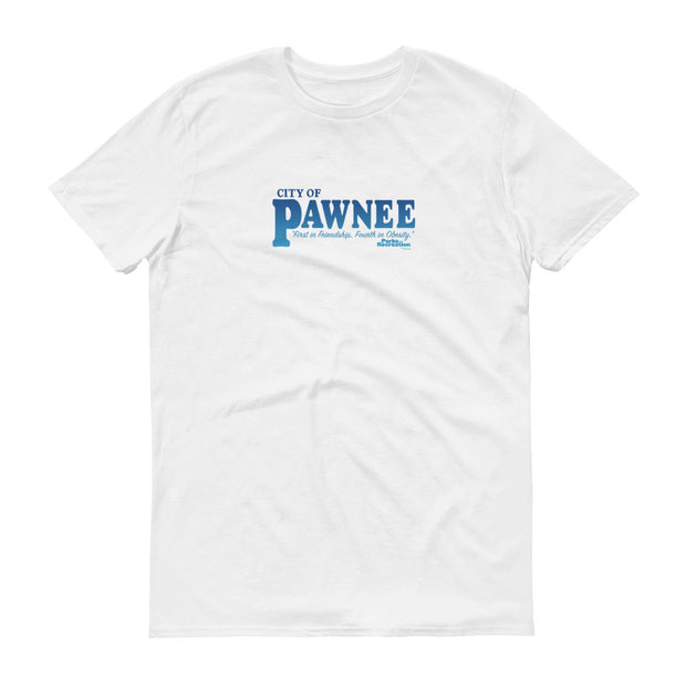 Parks and Recreation Pawnee Men's Short Sleeve T-Shirt