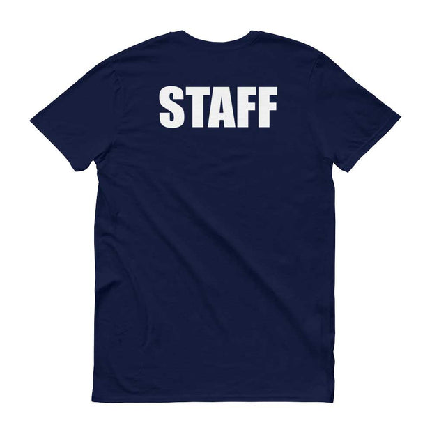 Parks and Recreation Pawnee Staff Men's Short Sleeve T-Shirt