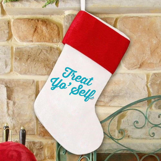Parks and Recreation Treat Yo Self Stocking