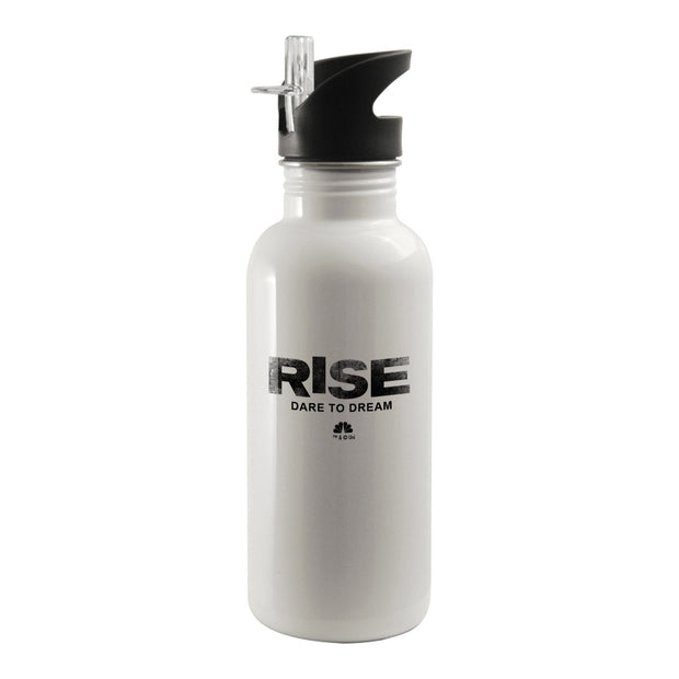Rise Logo Water Bottle