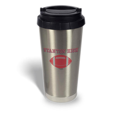 Rise Stanton High Football Travel Mug