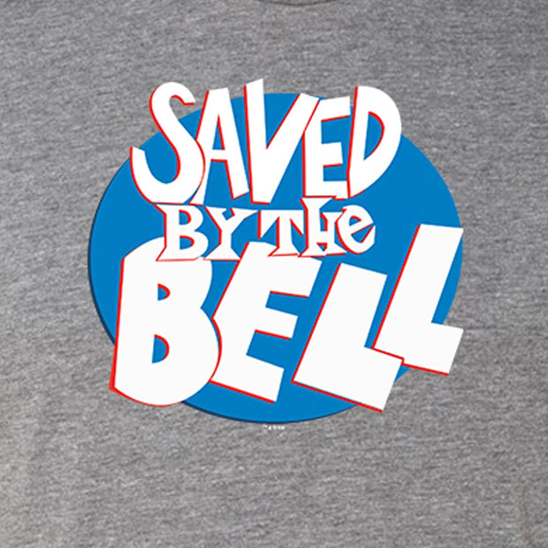 Saved By The Bell Men's Tri-Blend Short Sleeve T-Shirt