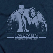 Law & Order: SVU Elliot & Olivia Women's Short Sleeve T-Shirt