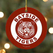 Saved By The Bell Bayside Tigers Ornament