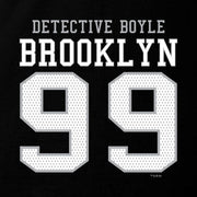 Brooklyn Nine-Nine Detective Boyle Women's Relaxed Scoop Neck T-Shirt