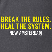 New Amsterdam Break the Rules Women's Relaxed Scoop Neck T-Shirt