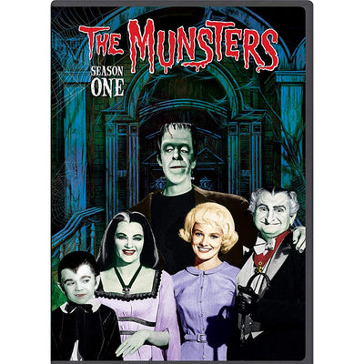 The Munsters - Season 1 DVD