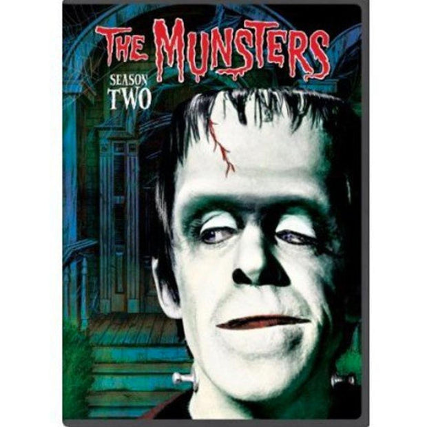 The Munsters - Season 2 DVD