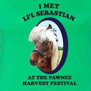 Parks and Recreation Lil' Sebastian St. Paddy's Day Women's T-Shirt