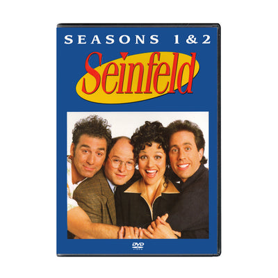 Seinfeld - Complete Series 1 and 2 DVD