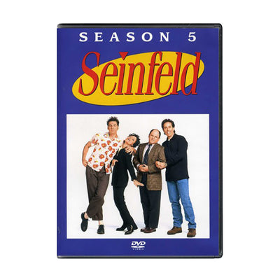Seinfeld - Season 5 DVD