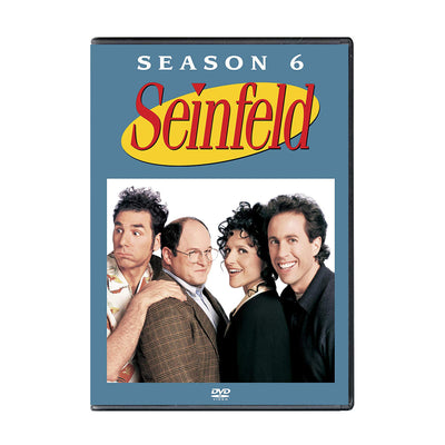 Seinfeld - Season 6 DVD