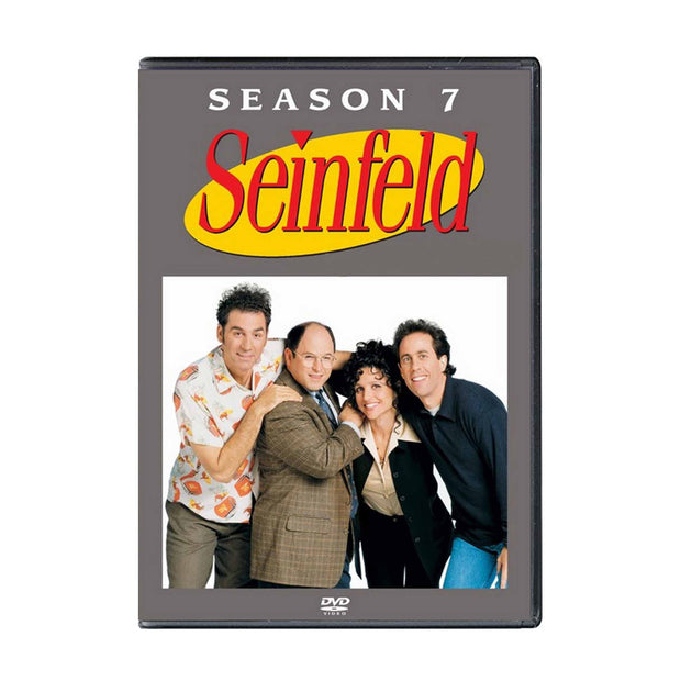 Seinfeld - Season 7 DVD