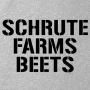 The Office Schrute Farms Beets Women's Relaxed Scoop Neck T-Shirt