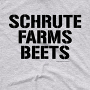 The Office Schrute Farms Beets Men's Short Sleeve T-Shirt