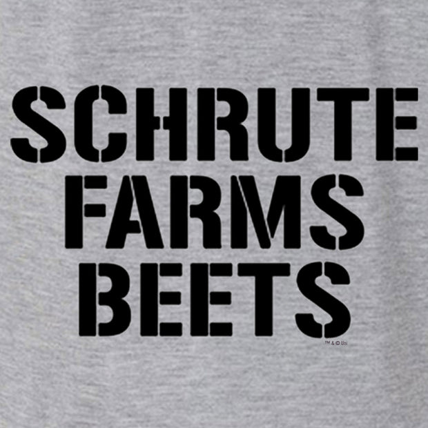 The Office Schrute Farms Beets Women's Relaxed V-Neck T-Shirt