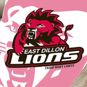 Friday Night Lights East Dillon Lions Sherpa Blanket