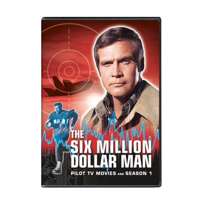 Six Million Dollar Man - Season 1 DVD