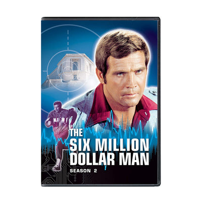 Six Million Dollar Man - Season 2 DVD