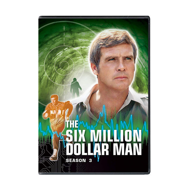 Six Million Dollar Man - Season 3 DVD