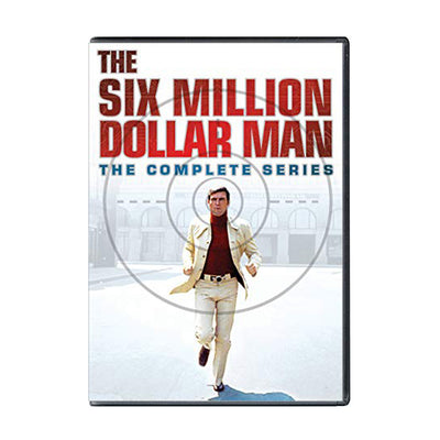 Six Million Dollar Man - Complete Series