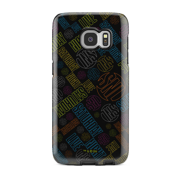 Saturday Night Live Pattern Tough Phone Case