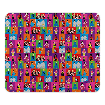 Saturday Night Live Classic Skits Pattern Mouse Pad