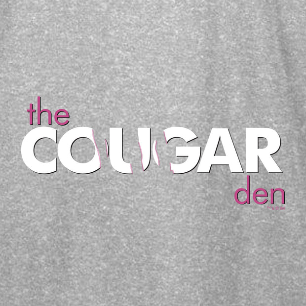 Saturday Night Live Cougar Den Logo Long Sleeve T-Shirt