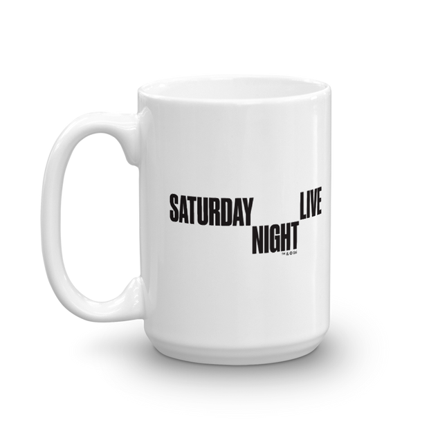 Saturday Night Live D**k in a Box White Mug