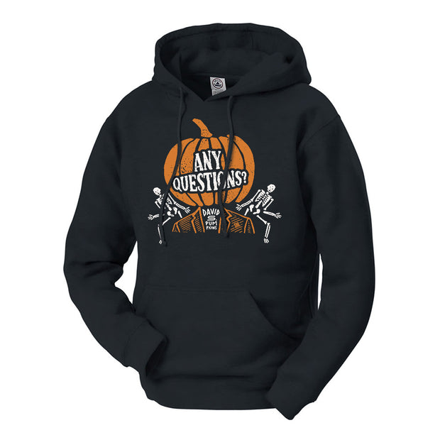 Saturday Night Live David S. Pumpkins Hooded Sweatshirt