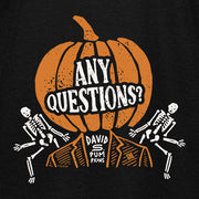 Saturday Night Live David S. Pumpkins Long Sleeve T-Shirt