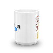 Saturday Night Live Dooneese White Mug