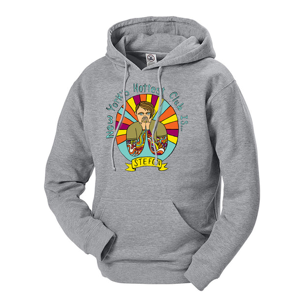 Saturday Night Live Stefon New York's Hottest Club Hooded Sweatshirt