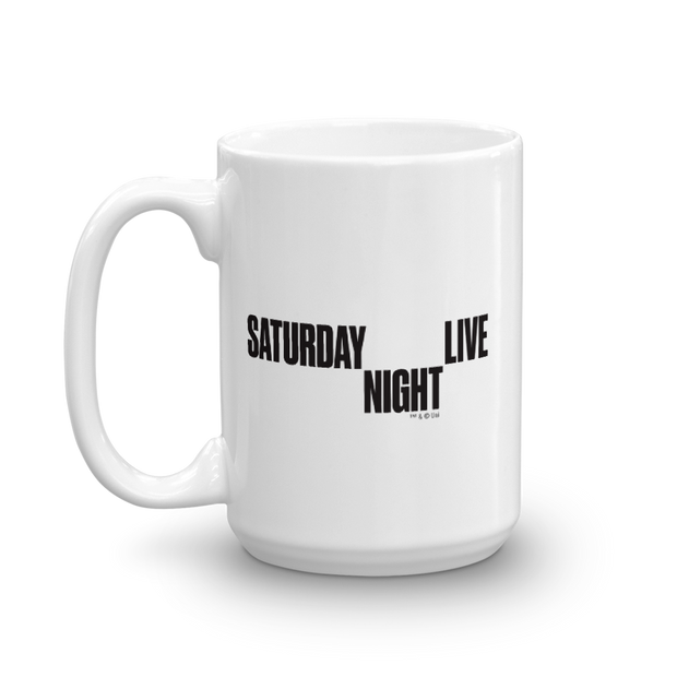 Saturday Night Live Stefon New York's Hottest Club White Mug